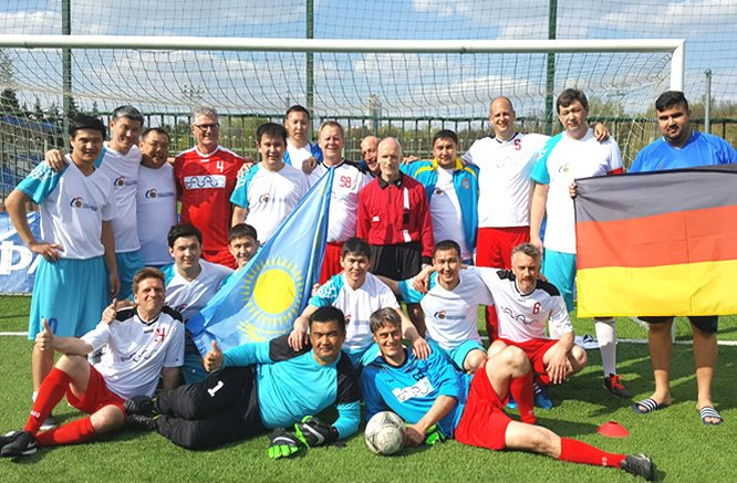 International futsal tournament in Moscow